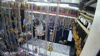 TESBIH - (Özel) Eyüpsultan'daki İlginç Gümüş Hırsızlığı Kamerada
