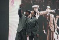HARP OKULU - Atatürk'ün Kıyafetlerinden Esinlenilen Defileye Büyük İlgi