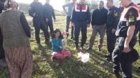 Kaybolan Zihinsel Engelli Kız Ormanlık Alanda Bulundu