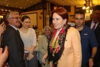 HAYRETTIN NUHOĞLU - Akşener Safranbolu'da İftar Programına Katıldı
