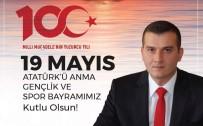 MİLLİ MUTABAKAT - Aydın MHP'den 19 Mayıs Kutlaması