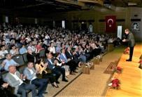 AHMET ÖZHAN - Gaziantepliler, Ahmet Özhan'la Muhteşem Bir Gece Yaşadı