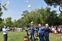 100 Yıl, 100 Güvercin Uçurularak Kutlandı