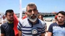 MEHMET KARTAL - Öğrenciler Denizde Karton Tekneyle Yarıştı