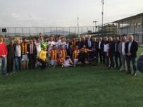 FUTBOL YORUMCUSU - Atilla Kantarcı Futbol Turnuvası Sona Erdi