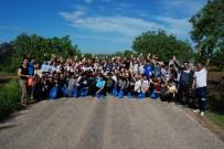 Bayramiç'te Öğrenciler Doğayla Buluştu