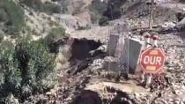 GÜNCELLEME 2 - Adana'da HES'in Yükleme Havuzu Kapağı Kırıldı Açıklaması 1 Ölü, 3 Yaralı