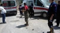 Kozan'da Baraj Kapağı Kırıldı Açıklaması 1 Ölü, 3 Yaralı