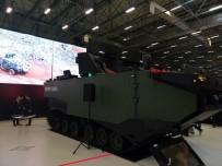 SAVUNMA SANAYİ FUARI - Yeni Nesil Zırhlı Amfibi Hücum Aracı İDEF'te