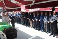 HAYATİ YAZICI - AK Parti İstanbul Milletvekili Kubat'ın Acı Günü
