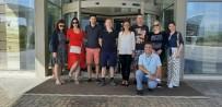 KONGRE SALONU - Alanya'da Hedef Kongre Turizmi