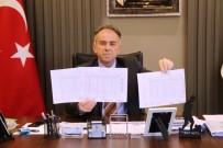 İSTISMAR - Öndeş Açıklaması 'Belediyedeki Bankamatik Memurlarını Tespit Ettik'