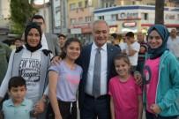 KADİR KARA - Osmaniye'de Muhtar Ve Meclis Üyelerine İftar