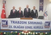 HÜSEYİN AYGÜN - Trabzon Serbest Muhasebeci Ve Mali Müşavirler Odası'nda Koltuk Bir Oyla Değişti