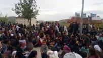 Kadınlardan Cinayet Protestosu