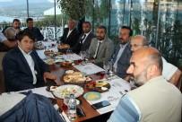 BASIN KURULUŞU - Edremit Belediye Başkanı Say Açıklaması 'Edremit'i Daha İleriye Taşıyacağız'