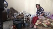 YETİM AYLIĞI - Kanser Hastası Felçli Kadının Tek Odada Yaşam Mücadelesi