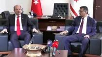 DERVİŞ EROĞLU - KKTC'de Ersin Tatar Başbakanlık Görevini Devraldı
