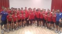 AMPUTE MİLLİ TAKIMI - Şampiyonlar İzmir'de Buluştu