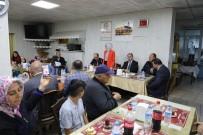 OSMAN ALTıN - Akyurt'ta Şehit Aileleri Ve Gaziler İftarda Buluştu
