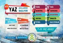 Dursunbey'de Yaz Okulları 17 Haziran'da Başlıyor
