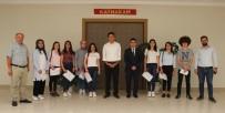 SERDAR KAYA - Köşk MYO Öğrencilerinden Kitap Kampanyası