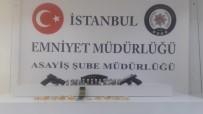 YEDIKULE - Fatih'te Kurye Aracını Gasp Ederek 4 Buçuk Kilo Altın Çalan Şüpheliler Yakalandı