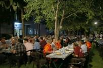 CAFER YıLMAZ - Gaziantep'in İtfaiyecileri İftarda Buluştu