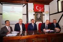 METIN ÇELIK - Tarım İl Müdürlüğü'nde 231 Proje Sahibiyle Hibe Sözleşme İmzalandı