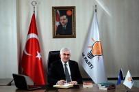 MİLLİ MUTABAKAT - AK Parti Erzurum İl Başkanlığından Binali Yıldırım'a Destek Harekâtı