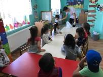 AHMET ADNAN SAYGUN - Anaokulu Öğrencilerine Mesleki Eğitim