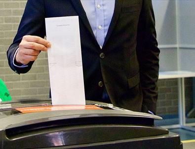 Üç ülke AP seçimleri için sandık başında