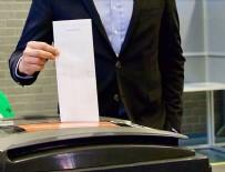SEÇIM BARAJı - Üç ülke AP seçimleri için sandık başında
