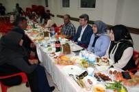 Kaymakam Şener'den Şehit Ailelerine İftar