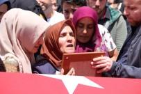 BEKİR BOZDAĞ - Şehit Mehmet Köklü, Son Yolculuğuna Uğurlandı