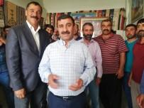 Şehit Yakını İşçilere HDP'li Belediyeden Eziyet