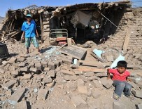 ATEŞ ÇEMBERİ - 8 büyüklüğünde deprem dünyayı sarstı!