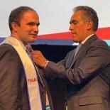 LAS VEGAS - ABD'den Türk Doktora Başarı Ünvanı