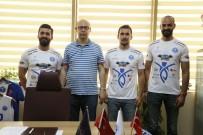 TEKMEN - Aydın Büyükşehir Belediyesi'nde Teknik Heyet İmzaları Attı