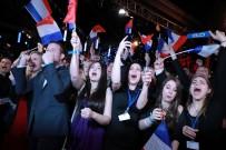 MARİNE LE PEN - Fransa'da AP Seçimleri Açıklaması Aşırı Sağcı Ulusal Cephe Liderliğini Sürdürüyor