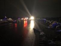 OHIO - ABD'de Fırtına 5 Milyon Kişiyi Karanlıkta Bıraktı