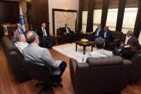 AHMET NECDET SEZER - AKÜ İle Tiran Üniversitesi Protokol İmzaladı