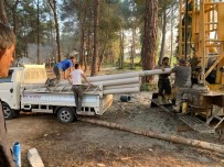 PAYALLAR - Alanya'da İncekum Ve Payallar Sahalarının Su Sorunu Çözüldü