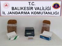 Balıkesir Jandarmadan Kaçak Tütün Operasyonu