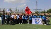 ATEŞ ÇEMBERİ - Ampute Şampiyonlar Ligi Şampiyonu Ortotek Gaziler Yurda Döndü