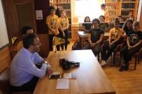 İSTANBUL ERKEK LİSESİ - Bakan Kasapoğlu, İstanbul Erkek Lisesinde Öğrencilerle Buluştu