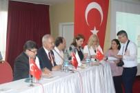 HÜSEYIN SÖZLÜ - Çukurova Belediyeler Birliği Başkanı Kadir Kara Oldu