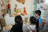 BATTAL İLGEZDI - Öğrenciler İçin Ders Zili Bu Kez Düştepe Oyun Müzesi'nde Çaldı