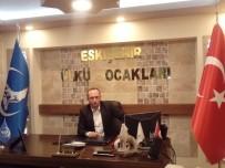 NİHAL ATSIZ - Başkan Yumrukaya'dan Türkçülük Günü Açıklaması