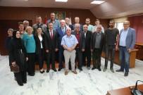 CHP Beylikova İlçe Örgütünden Başkan Kurt'a Tebrik Ziyareti